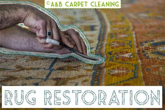Rug Restoration - Stable Brooklyn 11218