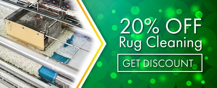 RUG CLEANING DISCOUNT - Brooklyn