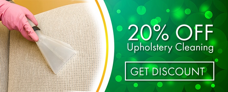 UPHOLSTERY CLEANING DISCOUNT - Brooklyn