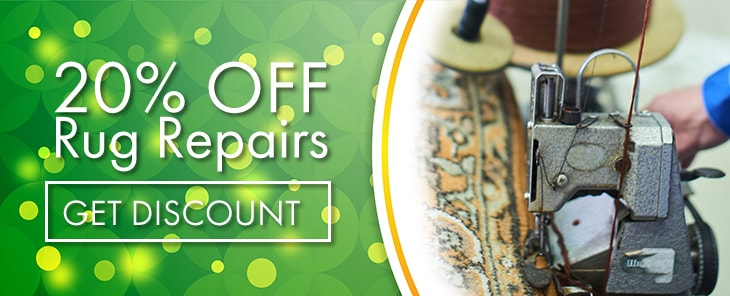 RUG REPAIR DISCOUNT - Brooklyn